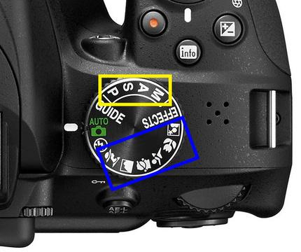 Экспокоррекция: как сделать кадр ярче или темнее