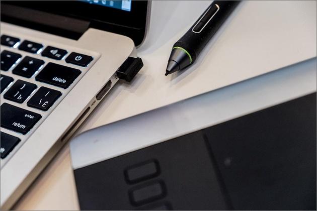Тест графического планшета Wacom Intuos Pro Medium