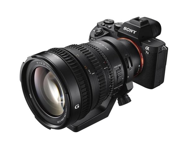 Съемка видео на камеры Sony Alpha