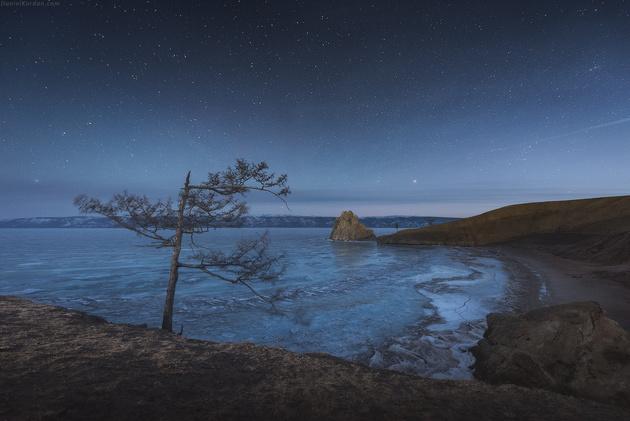 Путешествуем вместе с Даниилом Коржоновом: Байкал