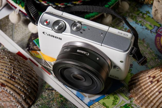 Canon EOS M5: неделя с экспертом