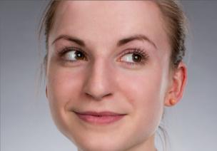 Как выровнять тон кожи лица в Photoshop: метод частотного разложения