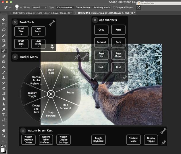 Тест графического планшета Wacom Intuos Medium