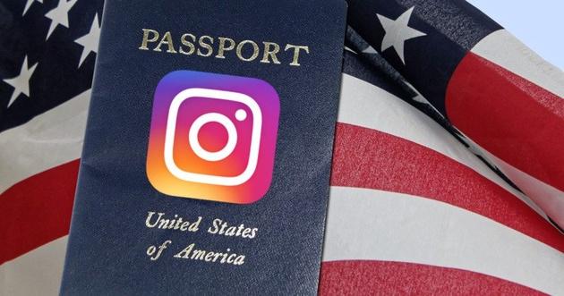 Для въезда в США власти просят указывать свой аккаунт в Instagram