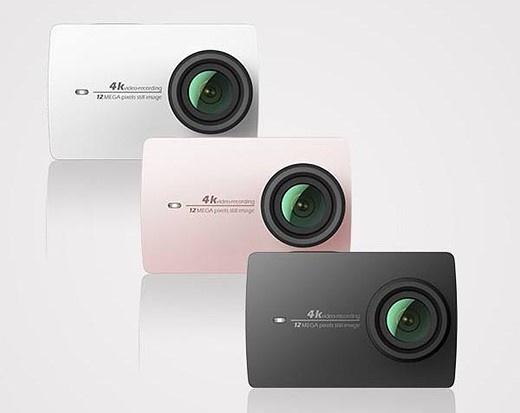 Компания Xiaomi представит дрон Erida из углеволокна и экшн-камеру Yi 4K+ в январе на CES 2017