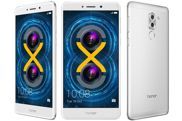 На выставке CES 2017 официально представлен смартфон Honor 6X