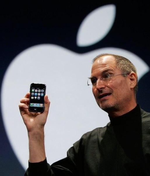 1-ый iPhone был представлен ровно 10 лет назад