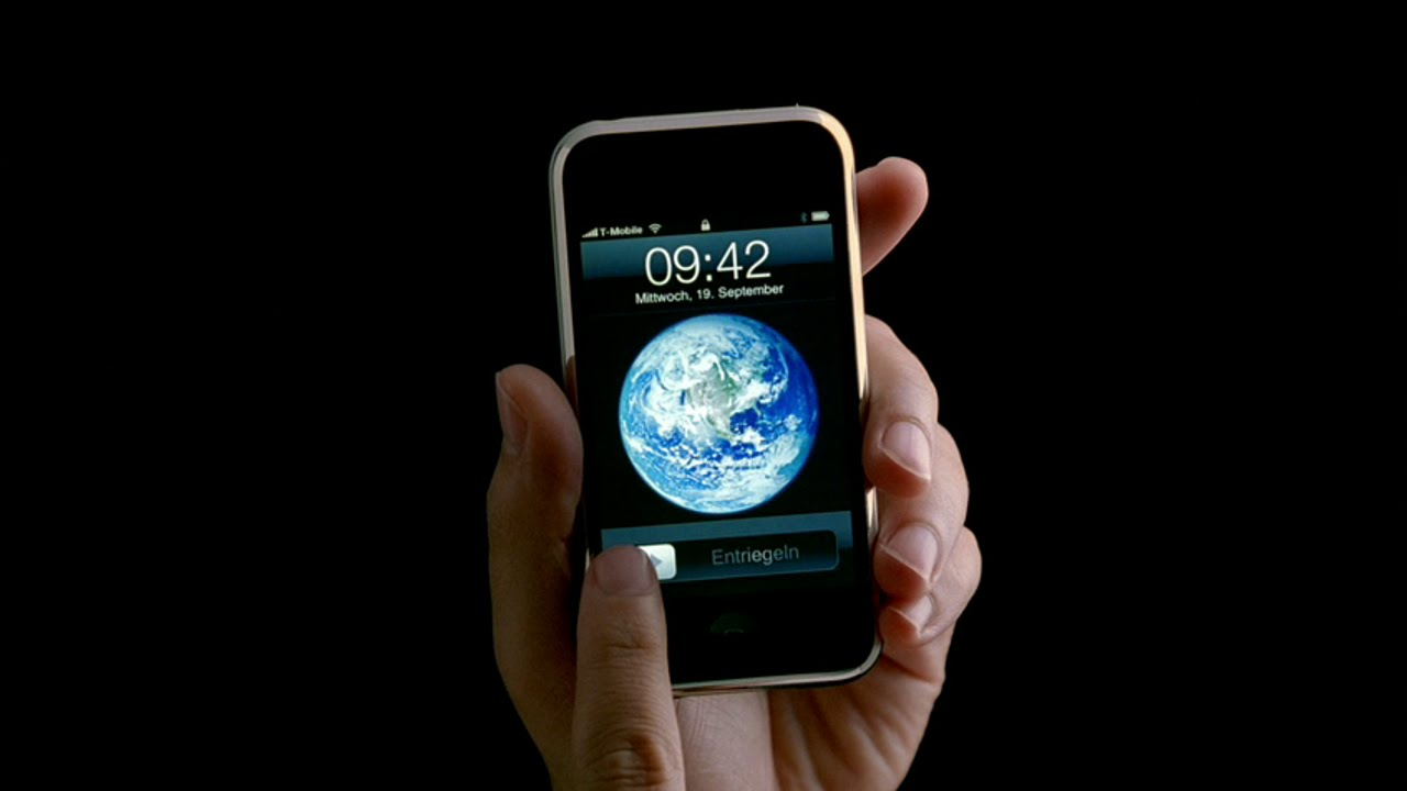 1-ый смартфон отApple был представлен 10 лет назад