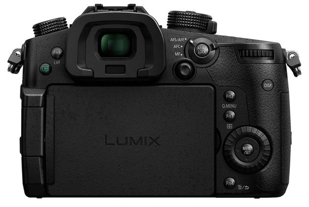 Новый беззеркальный флагман Panasonic LUMIX GH5 с видео 4K@60p и пятиосевой стабилизацией изображения