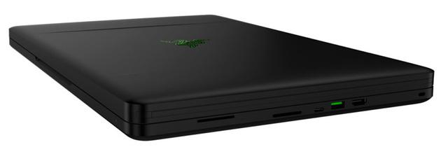 Project Valerie компании Razer – первый в мире лэптоп с тремя дисплеями