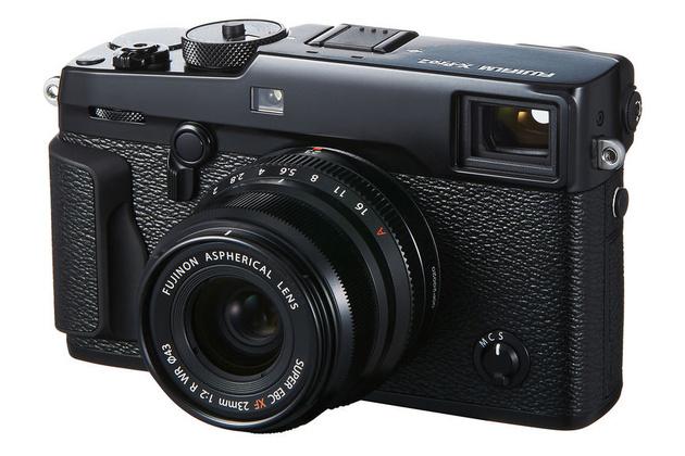 Тест объектива Fujinon XF 23mm f/2 R WR