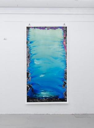 Картины из расплавленного металла Фабиана Офнера