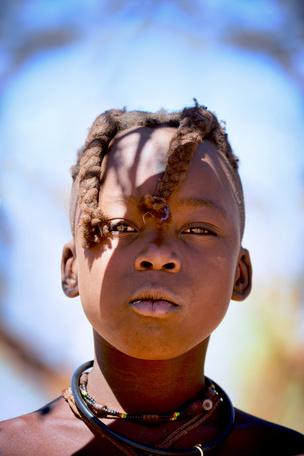 Портреты Африки: люди и звери