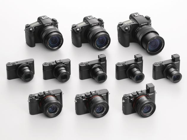 Sony Cyber-shot DSC-RX100M5: неделя с экспертом