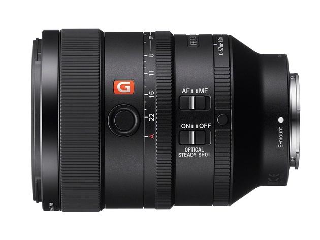 Объектив Sony G Master 100mm f/2.8 STF OSS