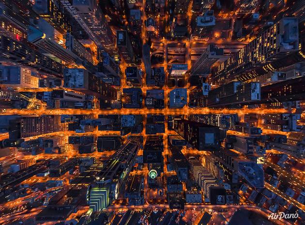 Airpano: города мира с высоты