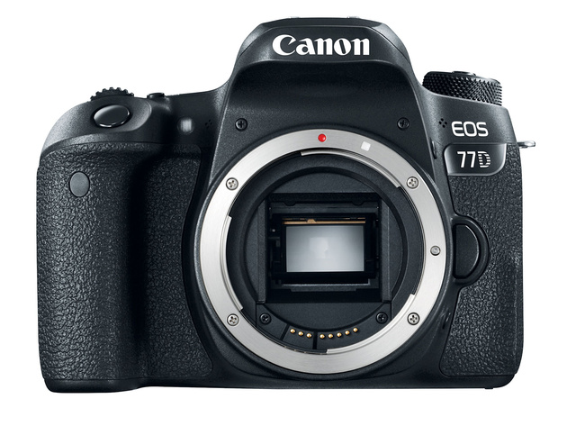 Зеркальная камера Canon EOS 77D
