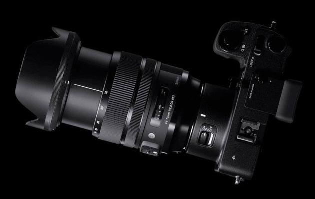 Sigma анонсирует три объектива линейки ART: 14mm f/1.8, 24-70mm f/2.8 и 135mm f/1.8