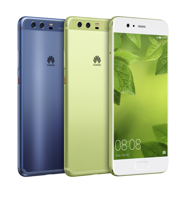 Huawei P10 и P10 Plus - Новый этап сотрудничества Huawei и Leica