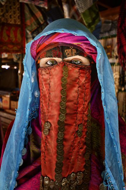Съемка женских портретов в путешествиях