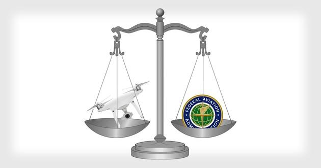 По заявлению DJI, установленный властями США лимит веса в 250 грамм для дронов – глубоко ошибочен