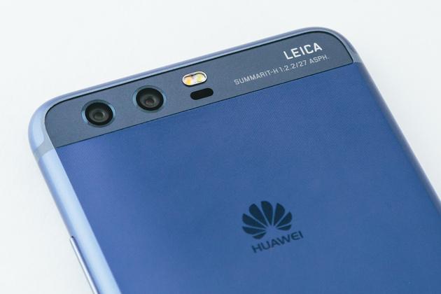 В новых флагманах Huawei P10 и P10 Plus стоят разные объективы