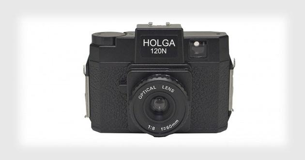 Бюджетная среднеформатная пленочная камера Holga 120N возвращается!