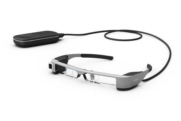 Тест дрона DJI Phantom 4 с очками дополненной реальности Epson Moverio BT-300
