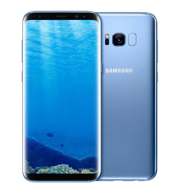 Samsung Galaxy S8 и Galaxy S8+ - Смартфоны без границ