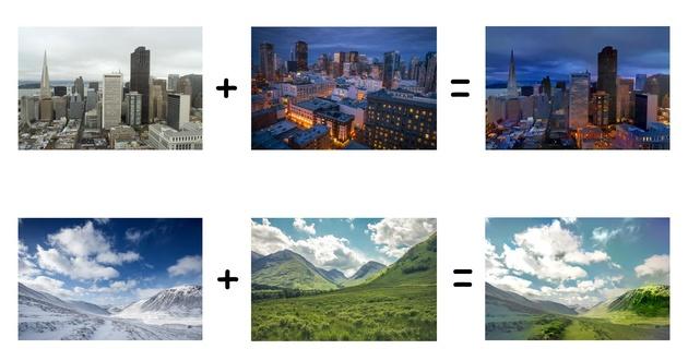 Новый алгоритм Adobe изменяет стиль изображения, используя референсный снимок