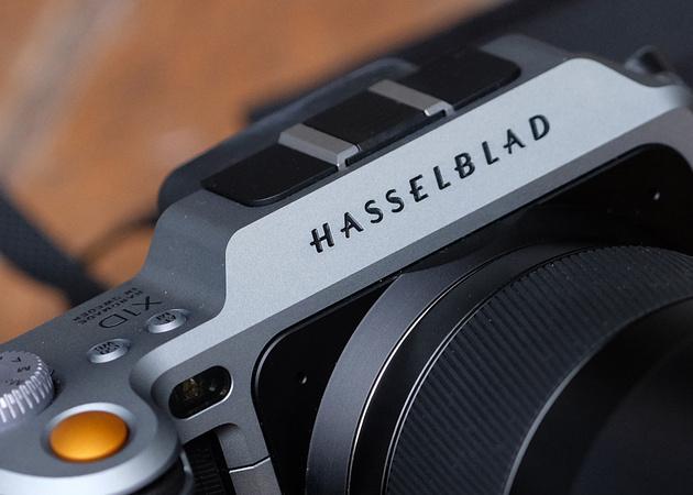 Тест Hasselblad X1D-50c