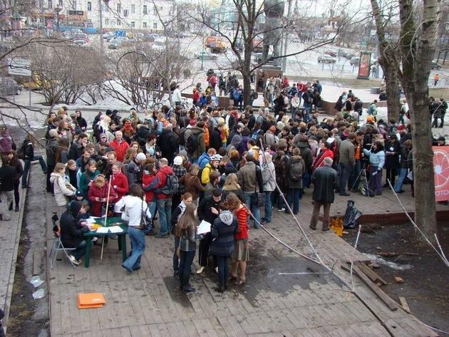 В Москве впервые за 9 лет пройдет Фотокросс