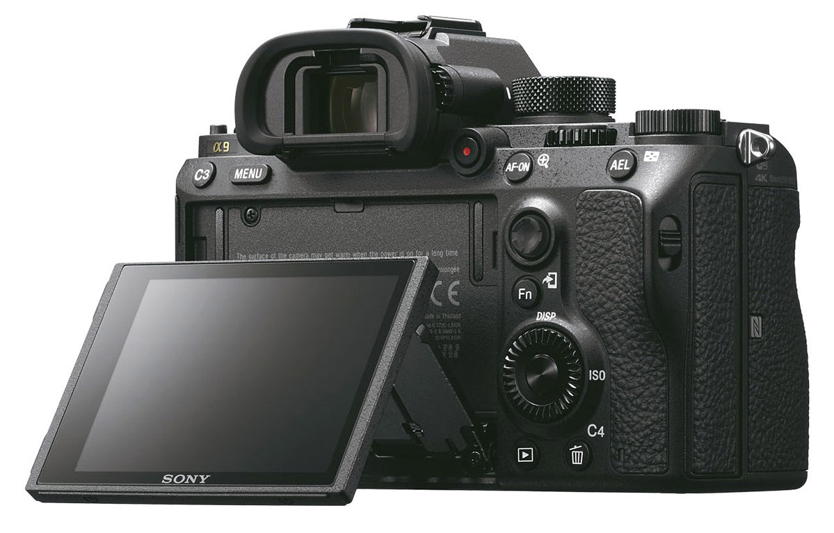Сони анонсировала флагманскую беззеркальную камеру α9