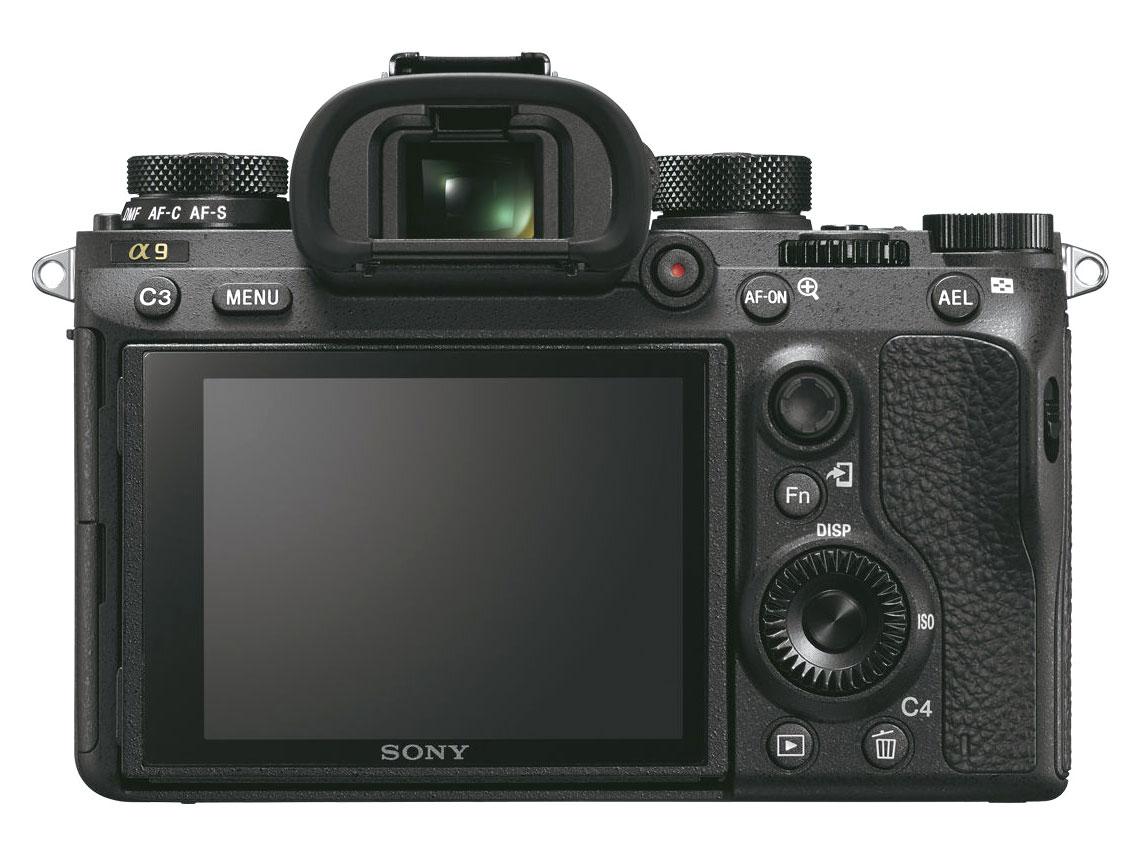 Сони A9— флагманская беззеркальная камера свысокой скоростью съемки