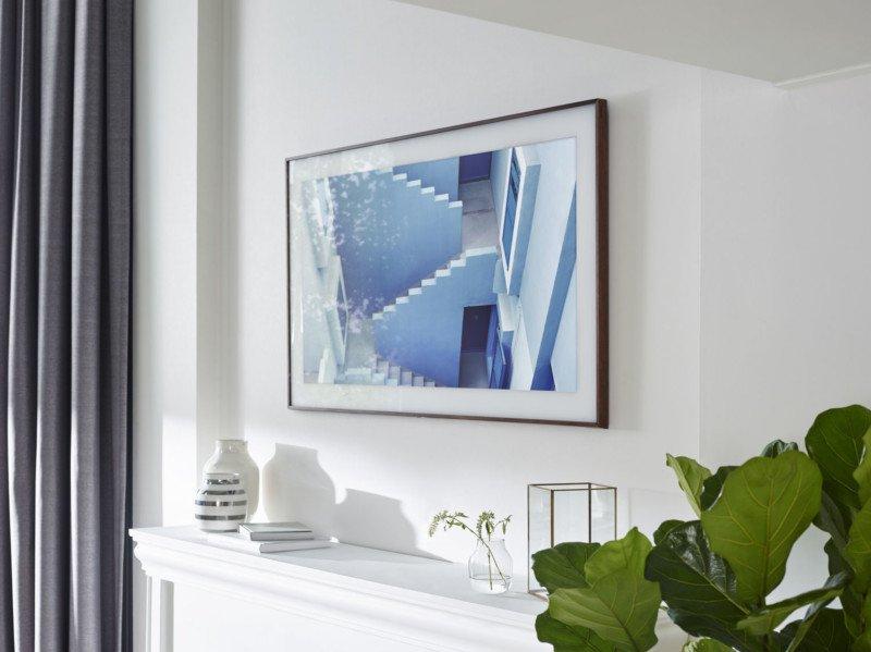 Самсунг  представила телевизор-картину The Frame