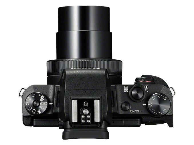 Canon показала новейшую камеру PowerShot G1 XMark III