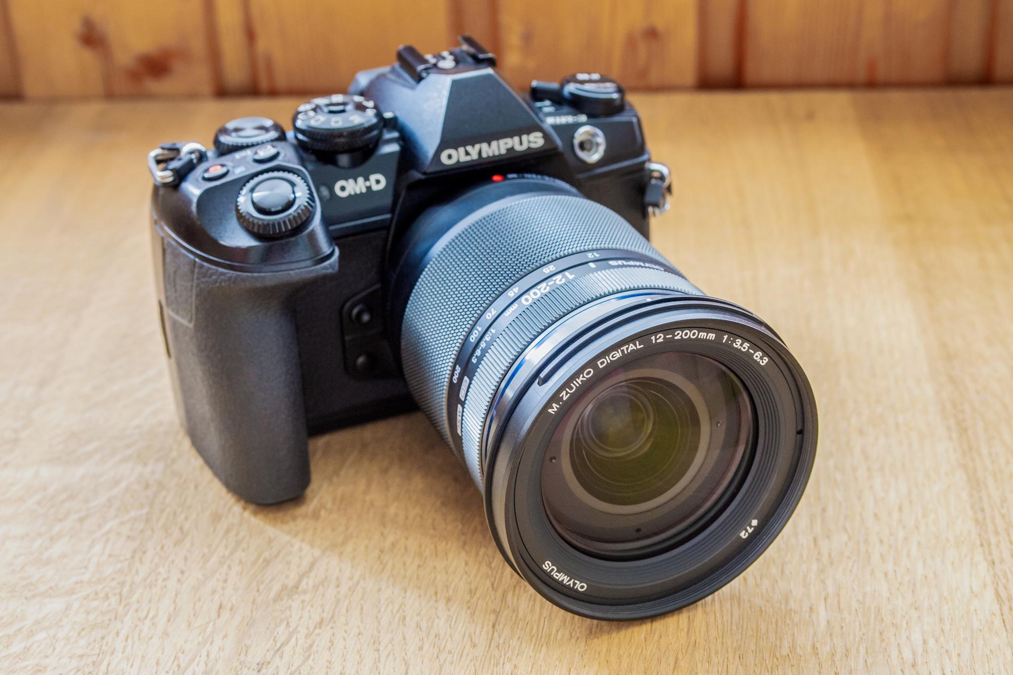 Olympus M.Zuiko Digital ED 12-200mm f/3.5-6.3: тест объектива