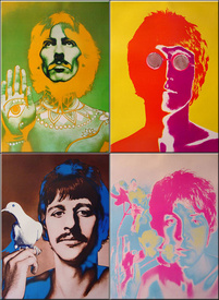 Ричард Аведон. The Beatles, 1967