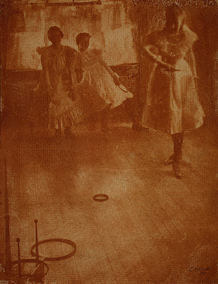 The Ring Toss. Фото Клэренса Уайта, 1899 г. © <a href='http://www.metmuseum.org'>Clarence H. White / 2000–2007 The Metropolitan Museum of Art</a>