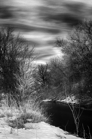 Buns Creek Infra Red#1 © mattjsaw