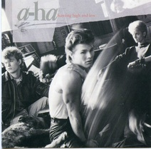 "Фото Джаста Юмиса для альбома группы A-HA ""Hunting High and Low"" (1985). © Just Loomis"