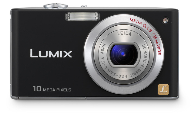 Panasonic Lumix DMC-FX35