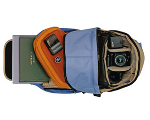 Crumpler. The Sinking Barge. Источник: www.crumplerbags.com