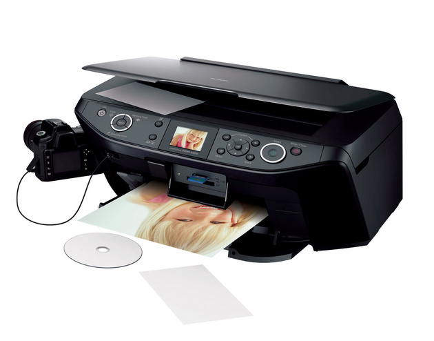 Epson Stylus Photo RX615