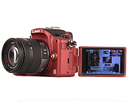 беззеркальная камера Panasonic Lumix DMC-G1 - Panasonic Lumix DMC-G1