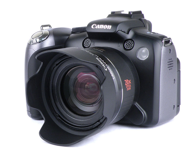 Canon PowerShot SX10 IS - ISO 64, 1/20 с, 12.2 мм (35 mm equivalent экв., 1.0 МБ