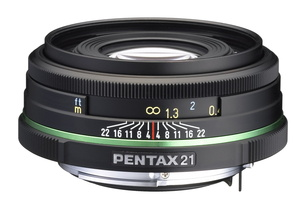 Объектив SMC Pentax DA 21mm f/3.2 AL Limited