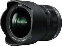 LUMIX G VARIO HD 14–14/4–5.8 и 7–14 мм/4