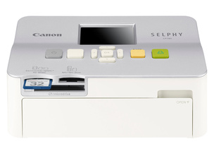 Canon Selphy CP780 и CP790