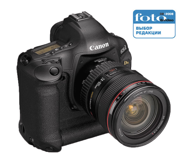 "Canon EOS-1Ds Mark III: тест журнала ""Foto&Video"""